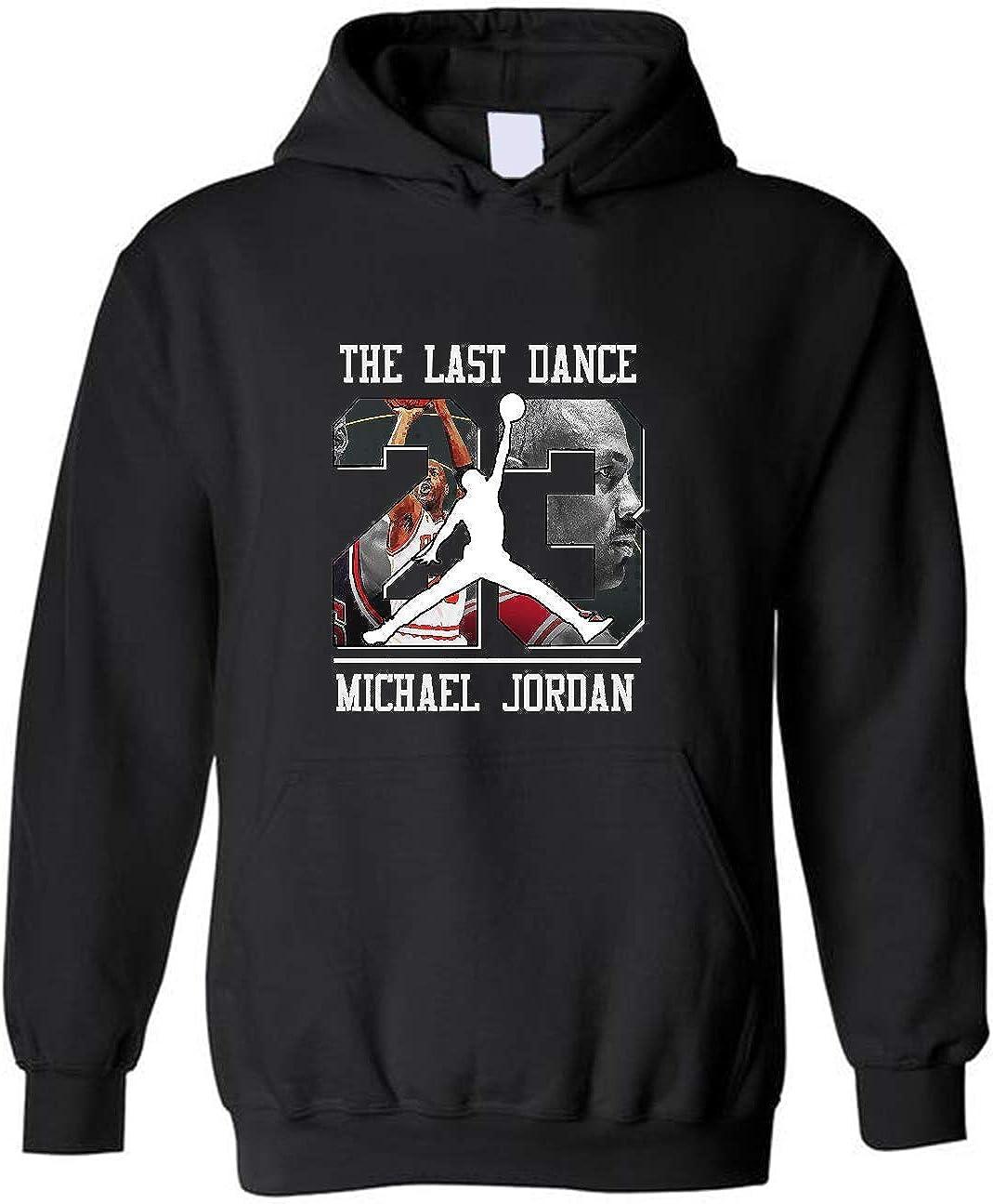 推奨 Michael J-o-r-d-@-n The Last Dance 中古 Sweatshirt Hoodies Gift for