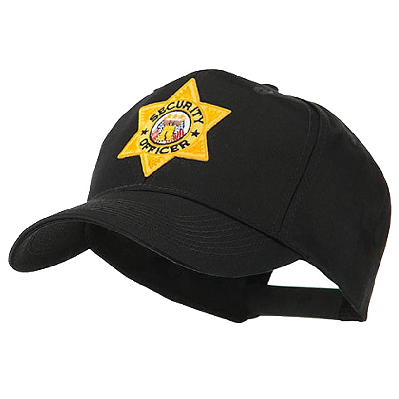 USA Security and Rescue Embroidered Patch Cap