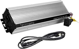 1000 watt digital ballast amps