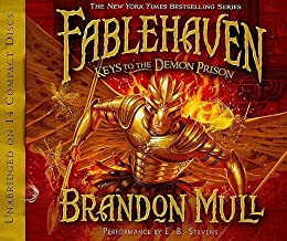 Keys to the Demon Prison [FABLEHAVEN BK05 KEYS TO TH 14D] [Compact Disc]