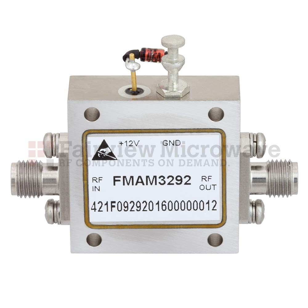 Fairview Microwave FMAM3292 2.5 Same day shipping dB NF Nois 6 Surprise price Low 12 to GHz