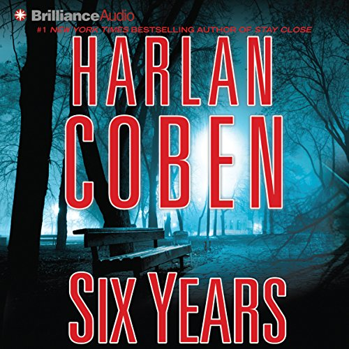 Six Years audiobook cover art