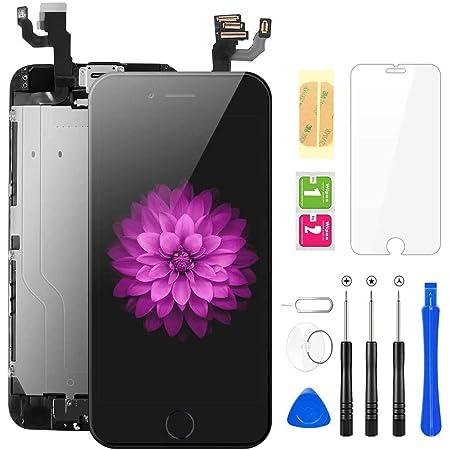 Display Für Iphone 6 Schwarz Ersatz Für Iphone 6 Elektronik