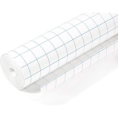 HERMA Rouleau de film adhésif de protection pour livre (2 m x 40 cm, autocollant, brillant) transparent