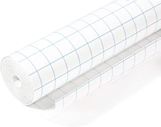 Herma 7001 - Plástico autoadhesivo (1 x 0.4 m, lustro), transparente