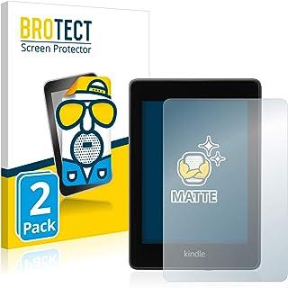 BROTECT 2x Antireflecterende Beschermfolie compatibel met Amazon Kindle Paperwhite 2018 (10. Generatie) Anti-Glare Screen ...