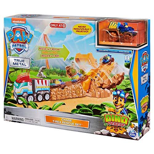 Patrulha Canina Dino - Playset De Salvamento T-rex - Sunny Brinquedos, Colorido