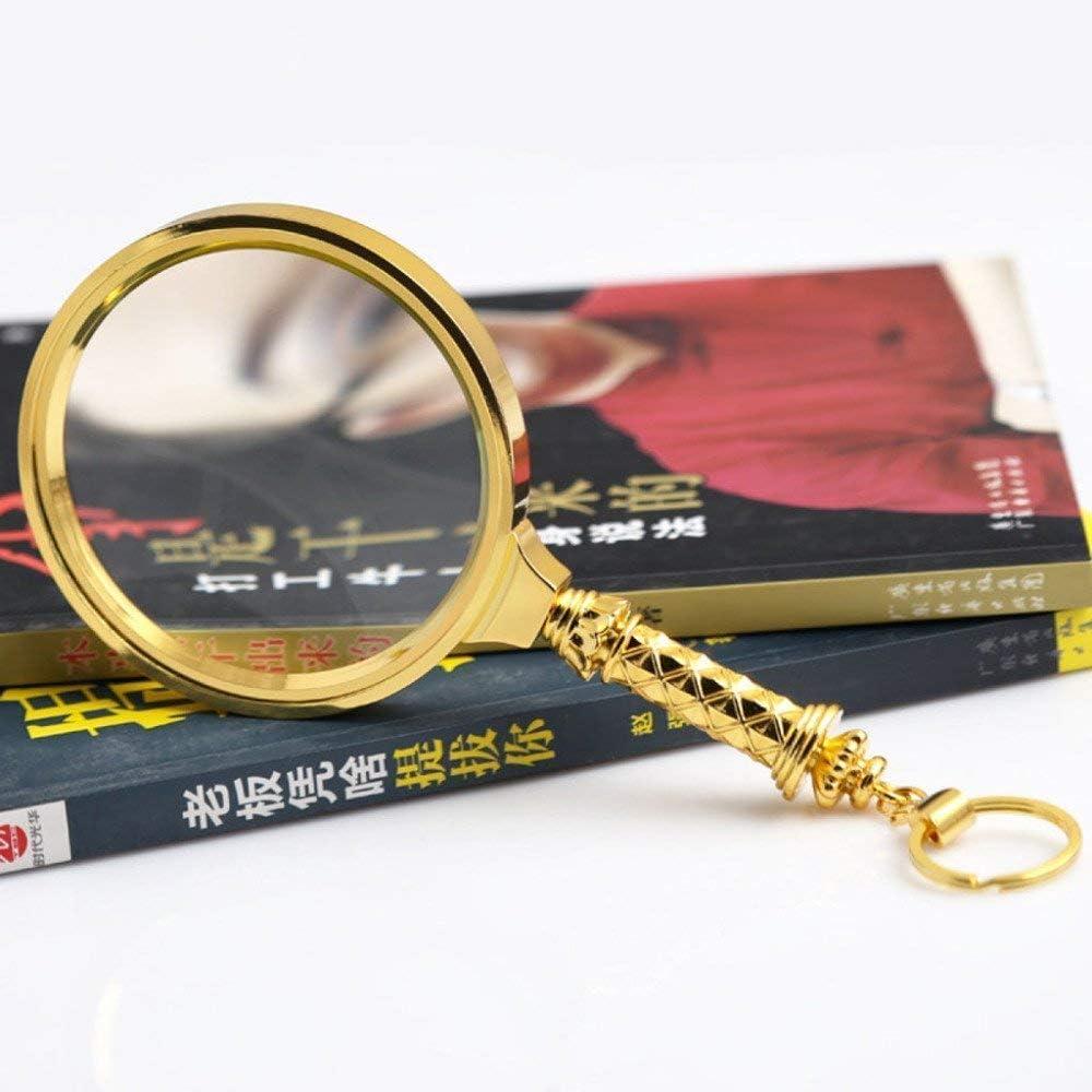 SH-CHEN 5X Handheld Over item handling Glass Glasses Su Portable HD Super sale Stish Lens