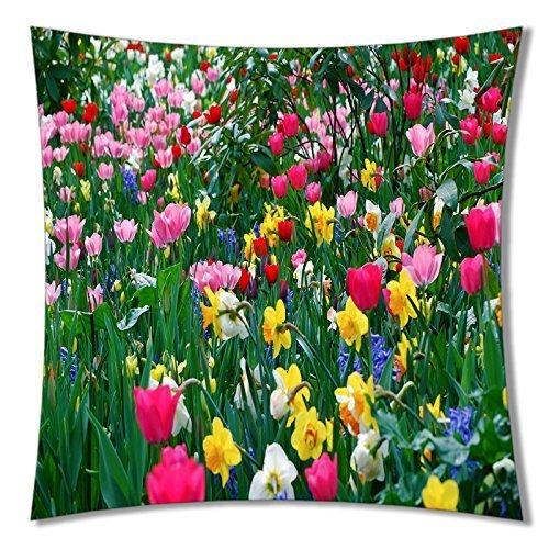 B-ssok High Quality of Pretty Flower Pillows A26