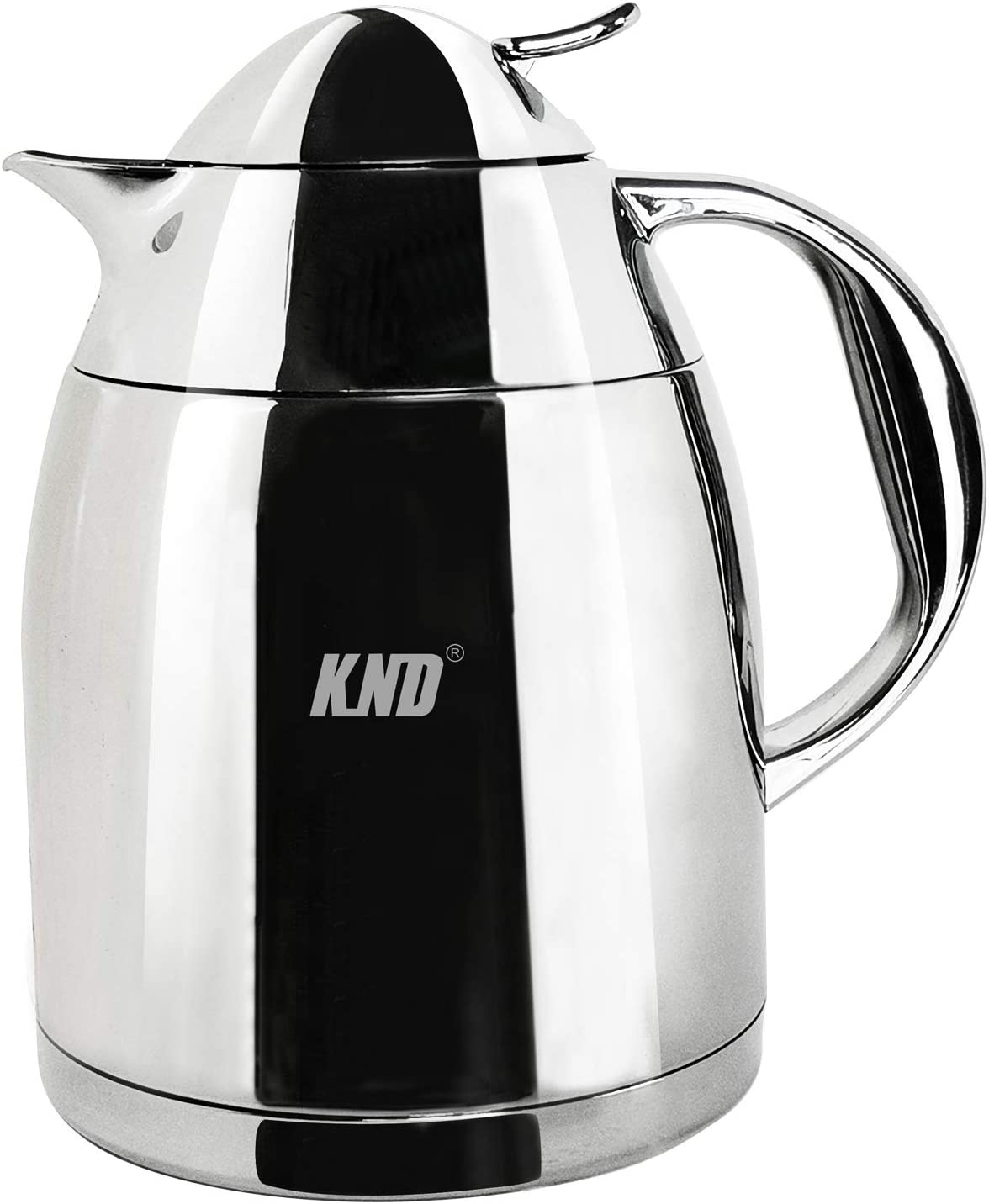 Sales of SALE items Limited time cheap sale from new works KND Thermal Coffee Carafe 52 Ounce Double 10 18 Steel Stainless