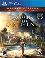 Assassin's Creed Origins - Deluxe Edition (輸入版:北米) - PS4