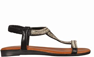91.311517.Z Siyah Kadın Sandalet