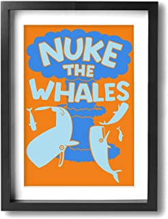 Best nuke the whales poster Reviews