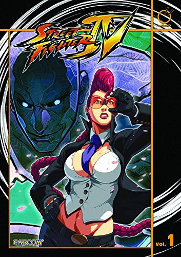 Street Fighter IV Volume 1