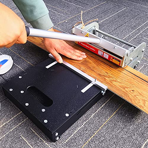 MantisTol 9' (227mm)Pro LVT/VCT/LVP/PVC/WPC/Vinyl Plank Cutter...