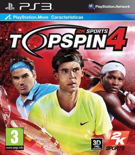 2K Top Spin 4, PS3, ITA