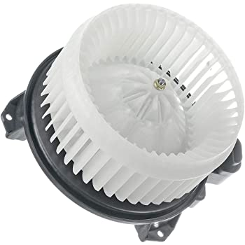 A-Premium Heater Blower Motor with Fan Cage Replacement for Lexus ES350 GX460 RX350 Toyota 4Runner Camry Highlander Dodge Journey