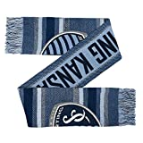 MLS Kansas City Sporting Youth Outerstuff 'Fan' Scarf, Team Color , Youth One Size