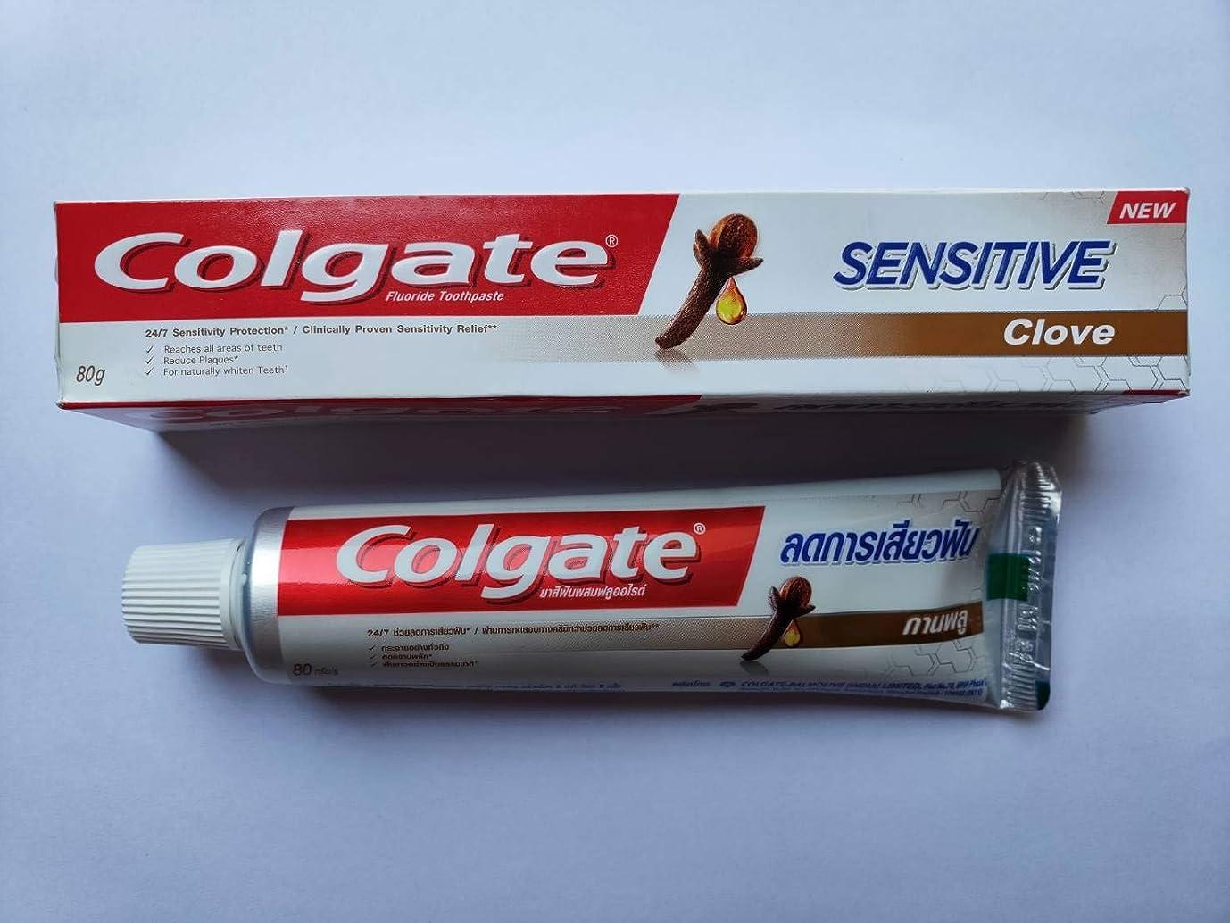 モスク昨日弁護人歯磨き粉 Colate fluoride Toothpaste Sensive Cove