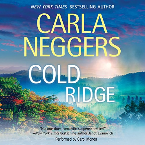 Cold Ridge audiobook cover art