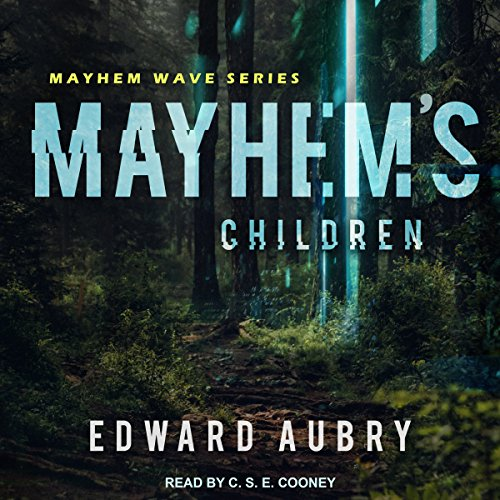 Mayhem's Children audiobook cover art