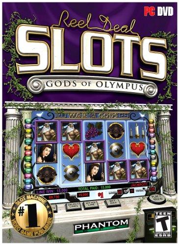 Reel Deal Slots: Gods of Olympus