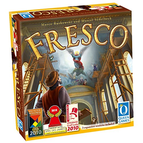 Queen Games 60592 - Fresco