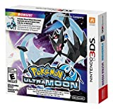 Limited Edition Pokemon Ultra Moon 3DS Game with Exclusive Dawn Wings...