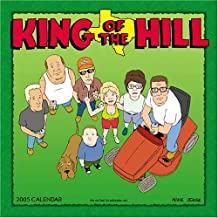 King of the Hill 2005 Calendar