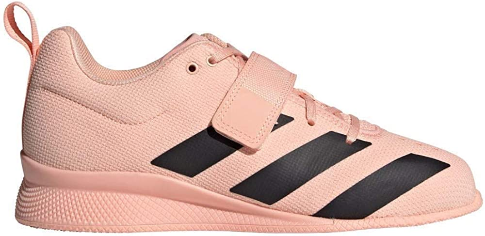 adidas Adipower Weightlifting II Women's Shoes - 9 - Pink