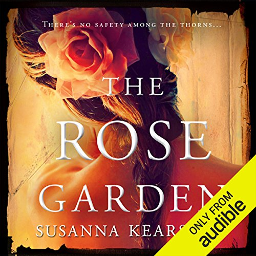 The Rose Garden audiobook cover art