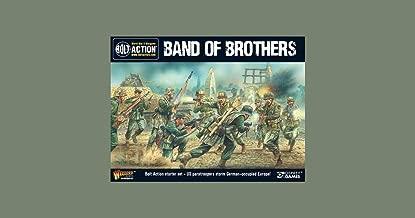 Bolt Action Band of Brothers WWII Wargames Starter Set