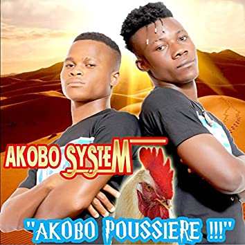Akobo poussière