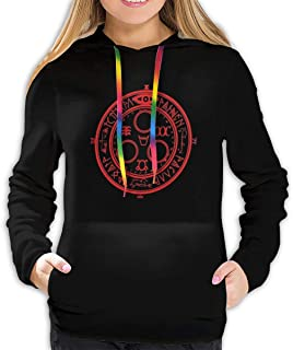 Vansion Silent-Hill-Comfortable Women's Hoodie Sports Print Pullover