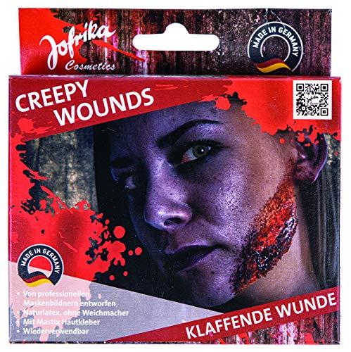 Jofrika Creepy Wounds Klaffende Wunde, 7 g