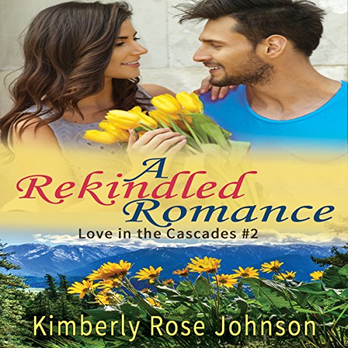 A Rekindled Romance audiobook cover art