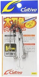 OWNER(オーナー) 31849 TF-W1 太刀魚ワイヤーオンリー M