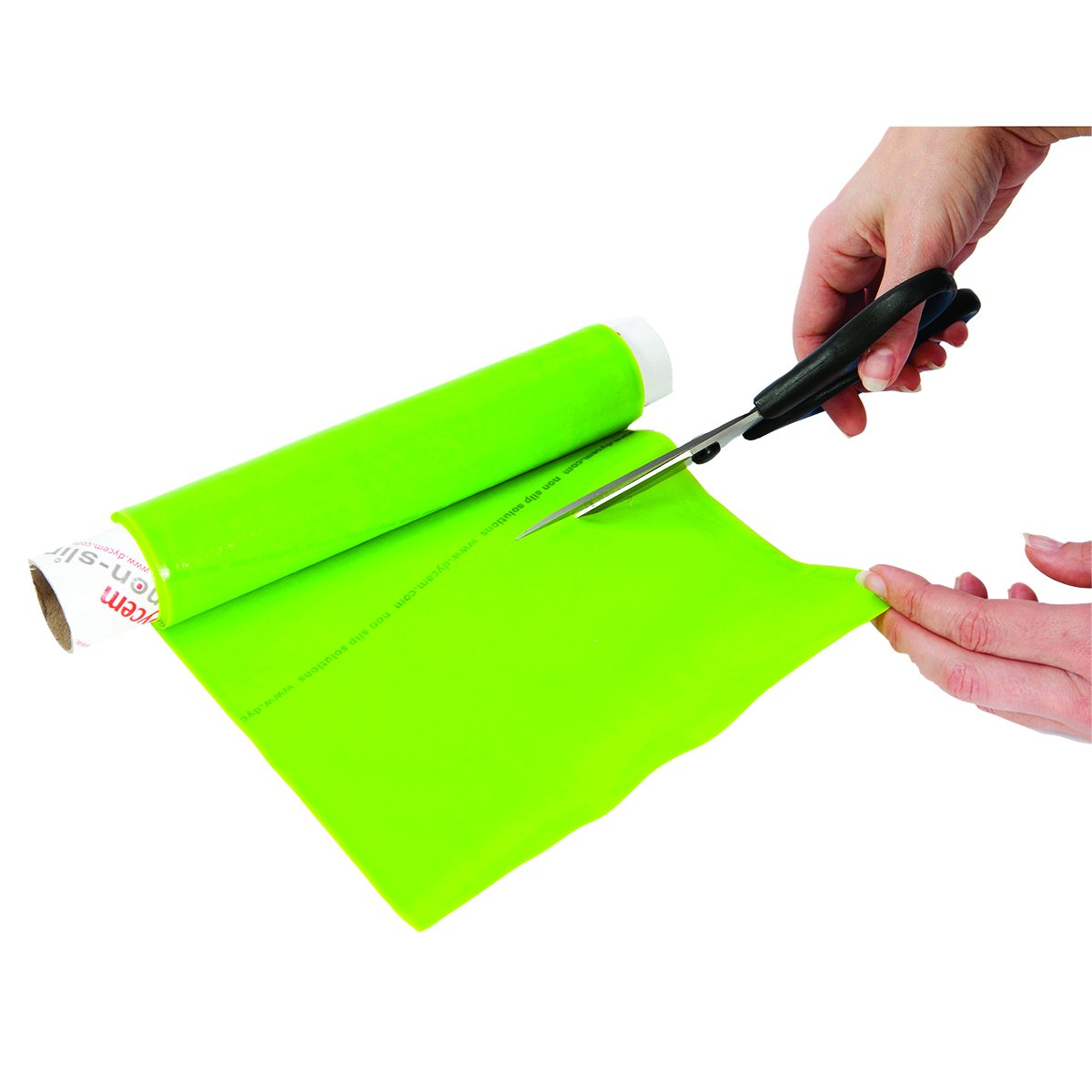 Dycem 50-1502LIM Non-Slip Material Save money Roll x 3-1 4' Lime 8