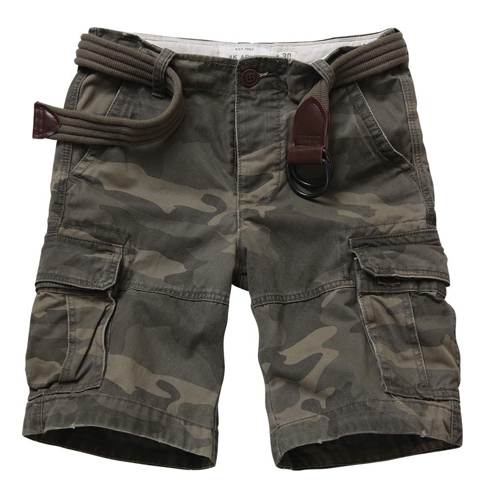 KOCTHOMY Black/ Cargo/ Pants/ for/ Women/ Outdoor/ Hiking/ Camo/ Tactical/ Pants/ Combat/ BDU/ Army/ Work/ Pants/ with/ 8/ Pockets