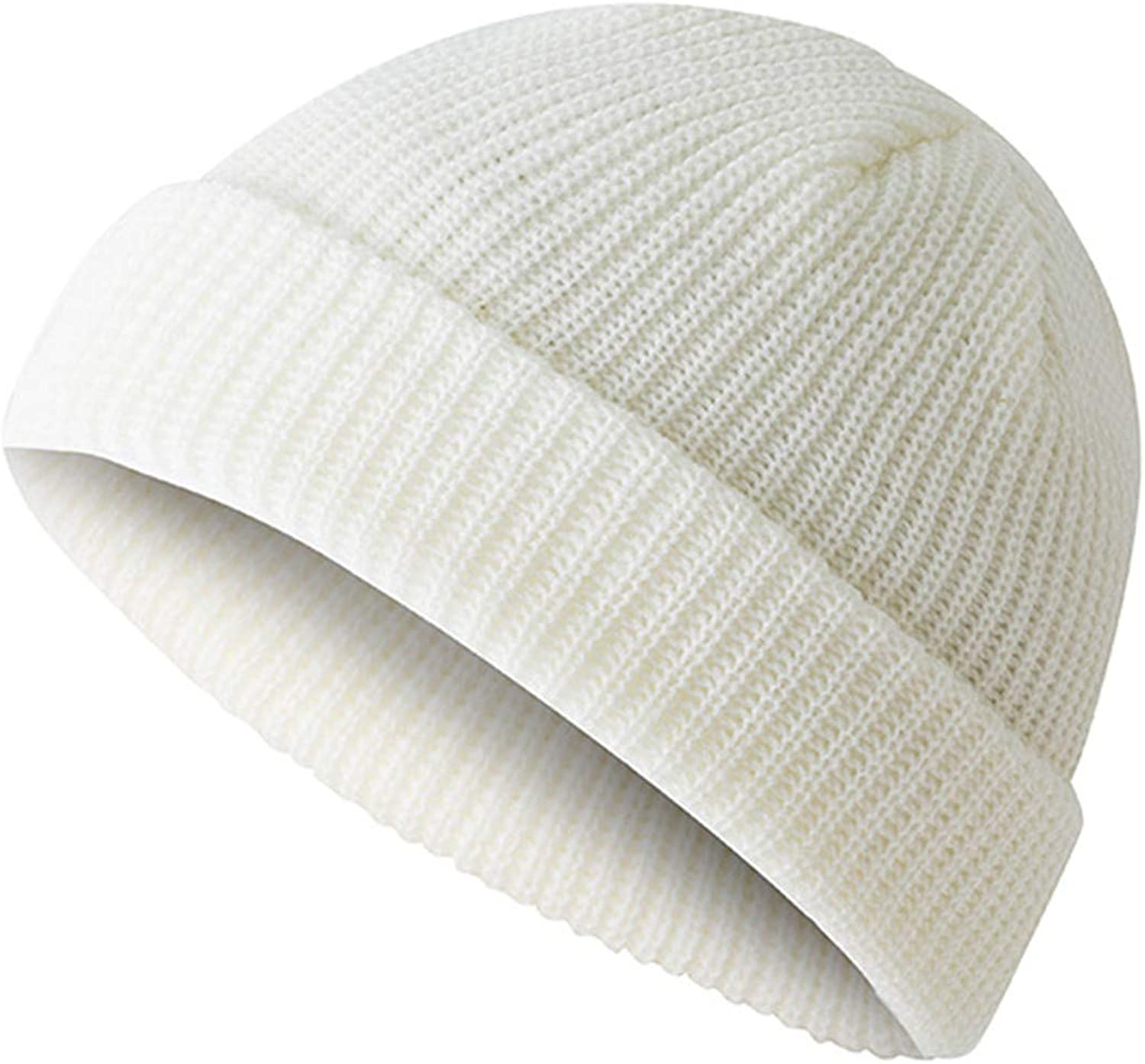 Tekenizyc Beanies Woolen Hats Men Women Benny Hats Spring and Autumn and Winter Brimless Urinal Cap Colorful and Warm