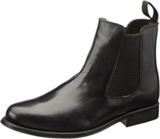 Chelsea Boots Men's Real Leather Boots with Leather