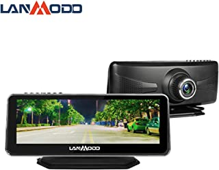 LANMODO Car Night Vision Camera,Waterproof 8.2