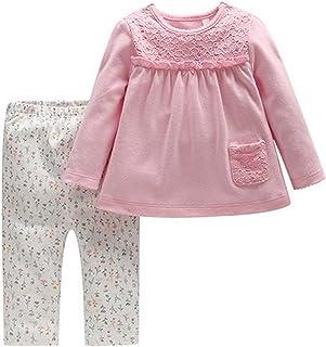 pantaloni corti Tutina per bambina DaMohony fascia per 0 18 mesi con motivo floreale