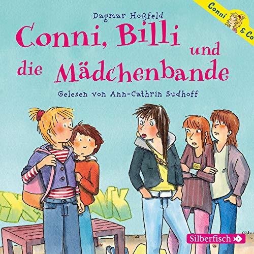 Conni, Billi und die Mädchenbande (Conni & Co 5): 2 CDs