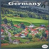 Germany Nature Calendar 2022: 16 Month Squire Calendar 2022
