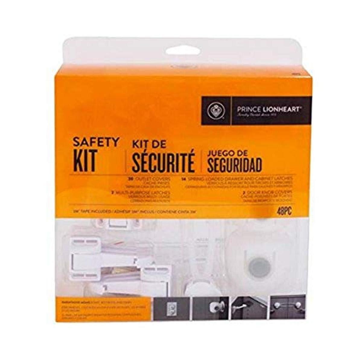 Prince Lionheart Prince Lionheart Safety Kit -48pcs