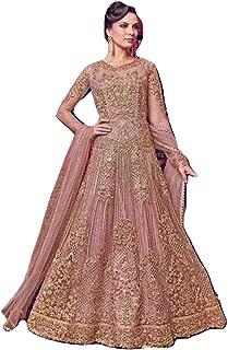 stylishfashion New Indian/Pakistani Designer Georgette Wedding Partywear Ready to Wear Salwar Suit Pakistani Dress