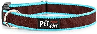 Pioneer Petcore Organic Bamboo Dog Collar, Eco-Friendly,Good for The Earth and Great for Your Pet, 4 Adjustable Sizes for Small to Large Dogs