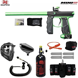 Maddog Empire Mini GS Elite Remote HPA Paintball Gun Package