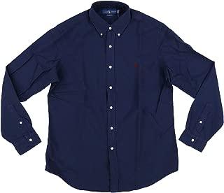 Polo Ralph Lauren Mens Classic Fit Oxford Longsleeve Buttondown Shirt
